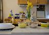 DIYでキッチン周りのデットスペース活用!収納をどんどん増やしちゃおう
